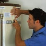 fix a broken water heater