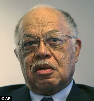 Charged: Dr Kermit Gosnell, who has been charged with the murder of seven babies and one mother, shown here in 2010