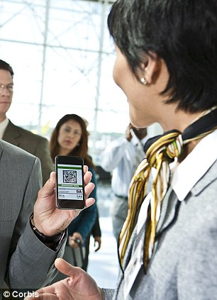 Airline scan: Apple's PassBook will allow passengers of some airlines to check in using their smartphone