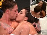 ****Ruckas Videograbs****  (01322) 861777 *IMPORTANT* Please credit Channel 5 for this picture. 05/08/16 Celebrity Big Brother - Channel 5 Day 9 Stephen Bear and Chloe Khan are getting on well as they donÌt seem to be cooling down in the pool, bath or in bed together Grabs from overnight in the CBB house Office  (UK)  : 01322 861777 Mobile (UK)  : 07742 164 106 **IMPORTANT - PLEASE READ** The video grabs supplied by Ruckas Pictures always remain the copyright of the programme makers, we provide a service to purely capture and supply the images to the client, securing the copyright of the images will always remain the responsibility of the publisher at all times. Standard terms, conditions & minimum fees apply to our videograbs unless varied by agreement prior to publication.