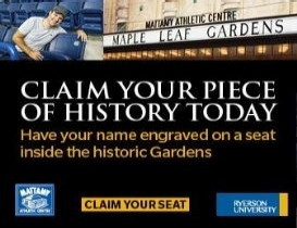 Claim Your Seat Information