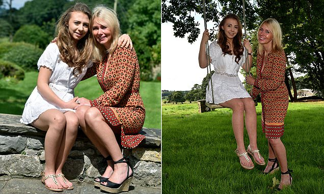 Welsh mother saves 16-year-old daughter's life by giving her a kidney