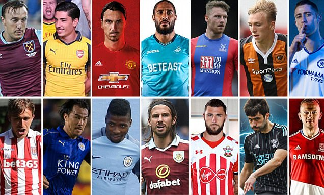 Premier League 2016-17 kit ratings: We take a look at the best and the worst
