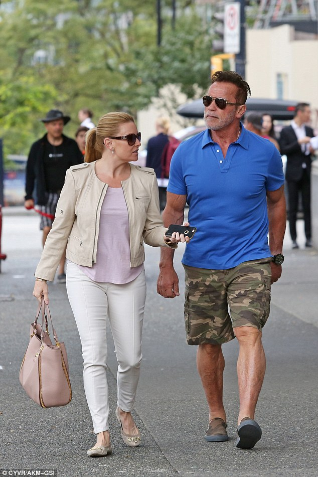 Meanwhile:Arnold and Heather have been dating for several years now