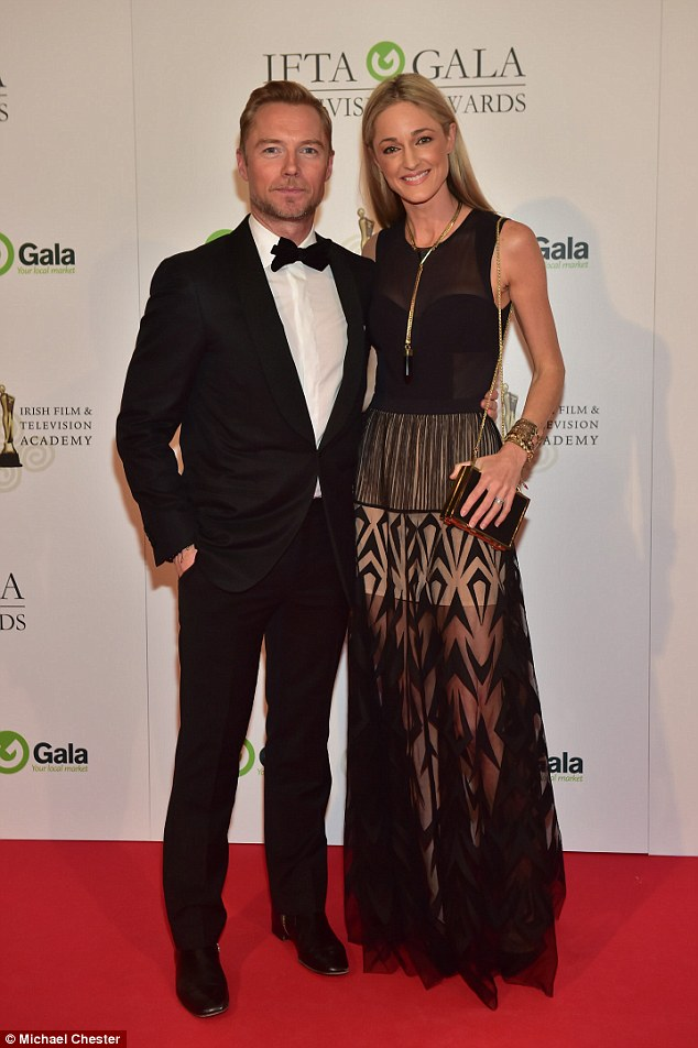 Friends to lovers: Ronan and Storm were friends for two years before things turned romantic
