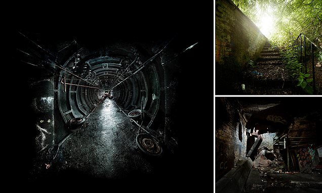 Inside the underground bolthole where the Queen and Royal Family would have fled