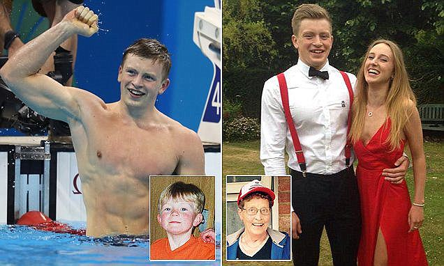How Adam Peaty rose from being spotted in slow lane to Olympic gold medal hopeful