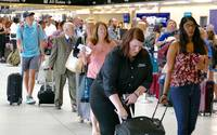 Delta Airlines delays at Charlotte Douglas