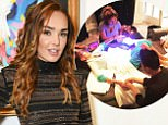 EDITORIAL USE ONLY. NO MERCHANDISING. IN US EXCLUSIVE RATES APPLY\n\nMandatory Credit: Photo by S Meddle/ITV/REX/Shutterstock (5718024b)\nTamara Ecclestone\n'Loose Women' TV show, London, Britain - 08 Jun 2016\nWEARING SELF PORTRAIT SHOES BY VALENTINO\n