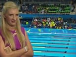 Rebecca Adlington - day 6 Seimming Olympics Rio BBC