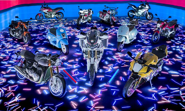 The 11 best new motorbikes of 2016 picked by experts