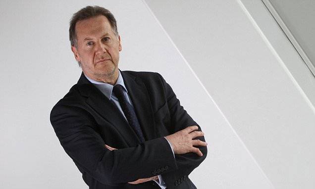 Murray International's Bruce Stout is one of few to do BETTER thanks to Brexit