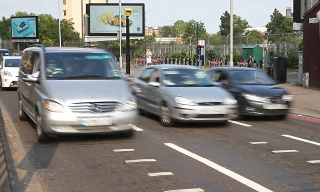 ADRIAN LOWERY'S eight-point manifesto to bring aggressive drivers into line