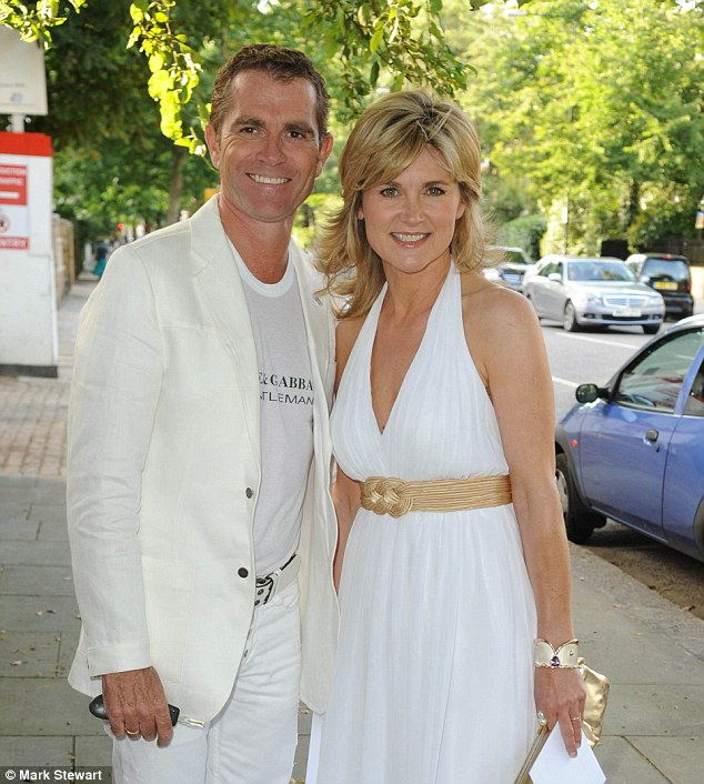 Anthea Turner¿s image has been further tarnished with the revelation that she and ex-husband Grant Bovey failed to pay almost £175,000 in tax
