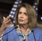 In this Aug. 11, 2016, photo, House Minority Leader Nancy Pelosi, D-Calif., speaks at a news conference on Capitol Hill in Washington. Pelosi is advising fellow Democrats to change their cellphone numbers and not let family members read their text messages after personal and official information of Democratic House members and congressional staff was posted online. Pelosi says in a letter to Democrats that the Democratic Congressional Campaign Committee has hired a cybersecurity firm to investigate the hacking of the committee's computers. (AP Photo/J. Scott Applewhite)