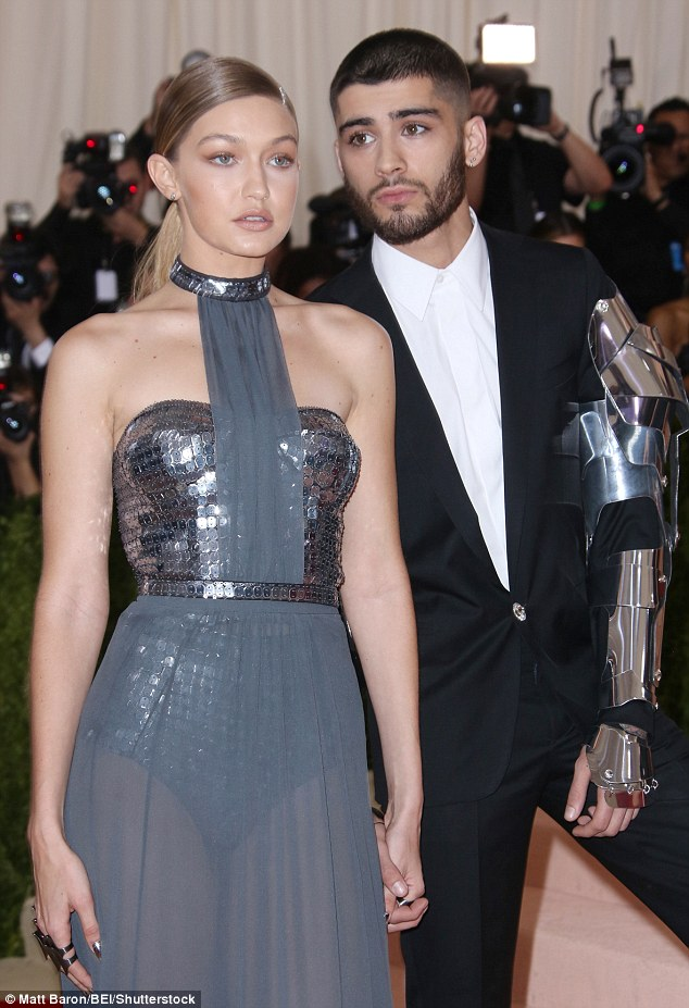 Zayn Malik has penned a new tell-all book about his time in chart-topping boyband One Direction and his on-off romance withAmerican supermodel Gigi Hadid (both pictured)