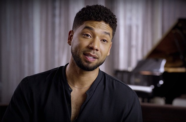 'I do not hide who I am': Jussie is content with his sexuality after told him it would be a 'disability'