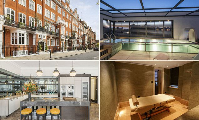 The rise of the £20MILLION flat…but what do you get for your money?