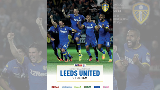 FULHAM: YOUR MATCHDAY PROGRAMME