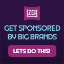 Get Your #PurpleTicket - Sign up for IZEA