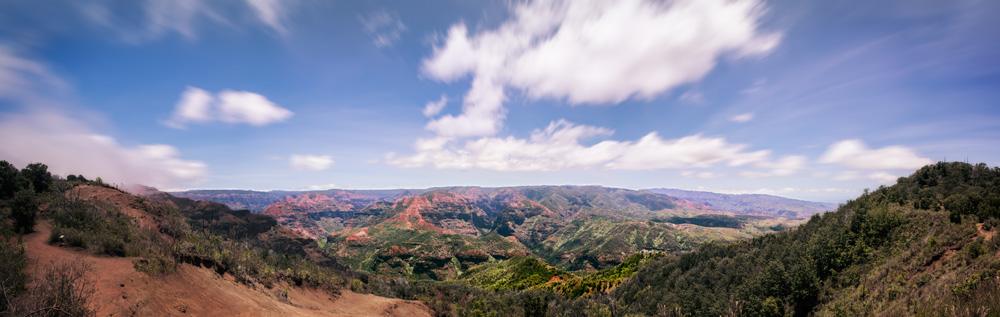 Waimea Canyon Full View