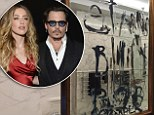 Amber Heard has included a horrifying photo of Johnny Depp's finger after he allegedly cut off the tip during a fit of rage in court papers filed in her domestic abuse case against the actor