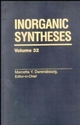 Inorganic Syntheses, Volume 32 (0471249211) cover image