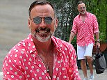 18 ago 2016 - portofino - italy   *** NOT AVAILABLE FOR ITALY ***  David Furnish with friends in Portofino  BYLINE MUST READ : XPOSUREPHOTOS.COM  ***UK CLIENTS - PICTURES CONTAINING CHILDREN PLEASE PIXELATE FACE PRIOR TO PUBLICATION ***  **UK CLIENTS MUST CALL PRIOR TO TV OR ONLINE USAGE PLEASE TELEPHONE 44 208 344 2007**