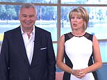 Eamonn wants child free flights on This Morning