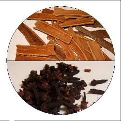 Cinnamon and cloves are associated with Christmas