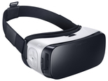This photo provided by Samsung shows Samsung Gear VR headset. There are the promises of virtual reality in the form of headsets that drop you into another world and offer 360-degree views that shift as you turn your head. Samsung?s Gear VR headset comes out Friday, Nov. 20, 2015,  while Sony, HTC and Facebook?s Oculus business have other sets planned in the coming months. (Samsung via AP)
