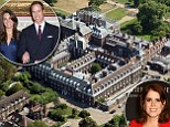 Through the Palace keyhole: Princess Eugenie is moving in to Kensington Palace with Wills, Harry and Kate. So who else shares the massive house Diana always hated? Diana and Margaret's deaths led to courtiers drawing up plan to pension off remaining royal residents They would then have mothballed palace before turning it into a permanent home for Royal Collection  But Duke of Kent, Prince Michael and Duke of Gloucester continue to live in rambling warren of rooms And the palace is flourishing as home to Duke and Duchess of Cambridge, Harry and - soon - Eugenie By RICHARD KAY FOR THE DAILY MAIL   Read more: http://www.dailymail.co.uk/news/article-3749679/Through-KP-keyhole-Eugenie-s-moving-Kensington-Palace-Wills-Harry-Kate-shares-pile-Diana-hated.html#ixzz4HpDHm3M8  Follow us: @MailOnline on Twitter | DailyMail on Facebook