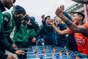 Homeless World Cup Glasgow