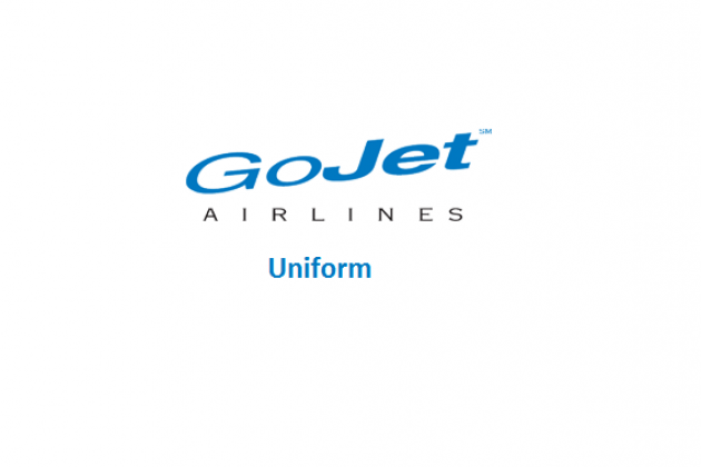 Униформа стюардесс: GoJet Airlines. США.