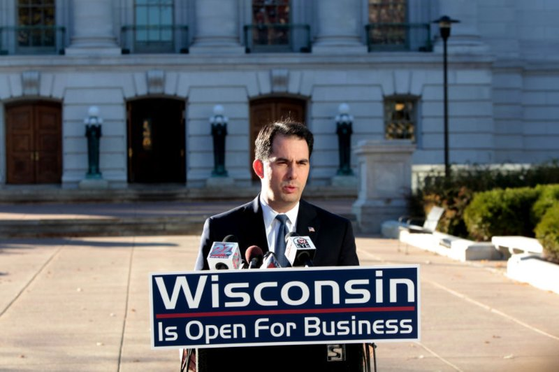 Wisconsin governor Scott Walker proves to be a poor choice as a Republican presidential candidate.