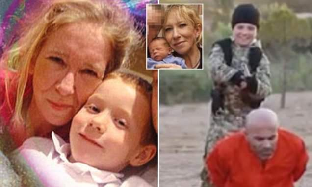 How British mother nicknamed 'Mrs Terror' turned her son into ISIS killer