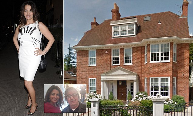 Mother-of-three with a 'billionaires' row' house is paid £170 a week in benefits