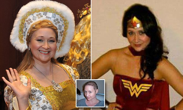 Terminally-ill woman who touched thousands with brave TV shows about living with cancer