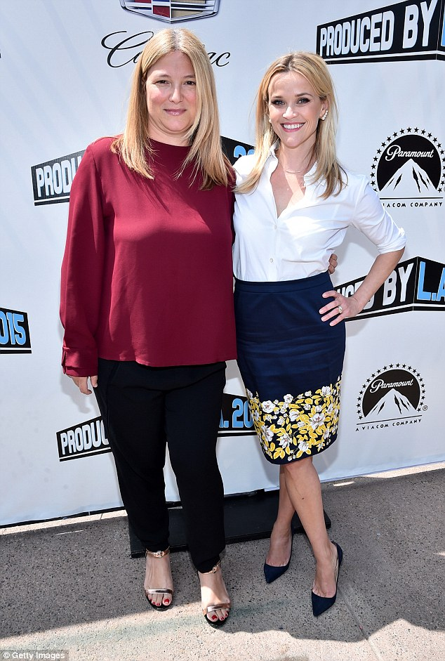Powerhouse duo: The pair launched production company Pacific Standrd in 2012, producing Hollywood hits such as Gone Girl, Hot Pursuit and Wild