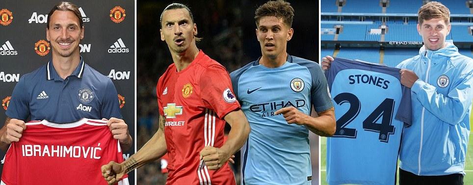 Why Zlatan Ibrahimovic vs John Stones could decide Manchester United vs City