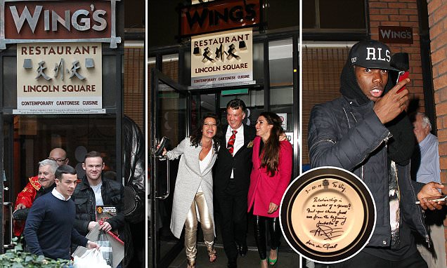 Inside Wing's: the Chinese restaurant that's a favourite haunt for Premier League stars