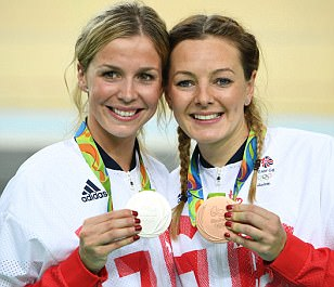 BECKY JAMES: Rio 2016 was amazing, but now it's time to watch Great British Bake Off and