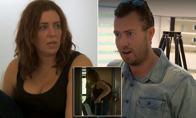 Married At First Sight Australia couple Dave and Jess call it quits