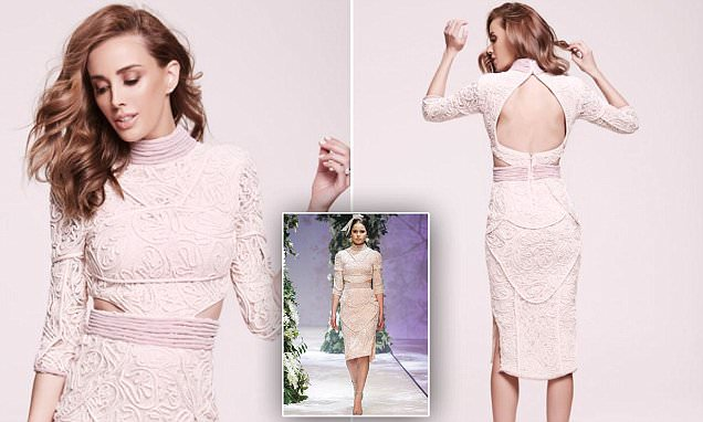 Bec Judd's 'Rebecca Dress' for Asilio goes on sale for $470