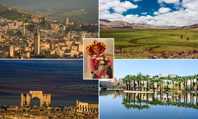 The exotic allure of Morocco's magical Fes