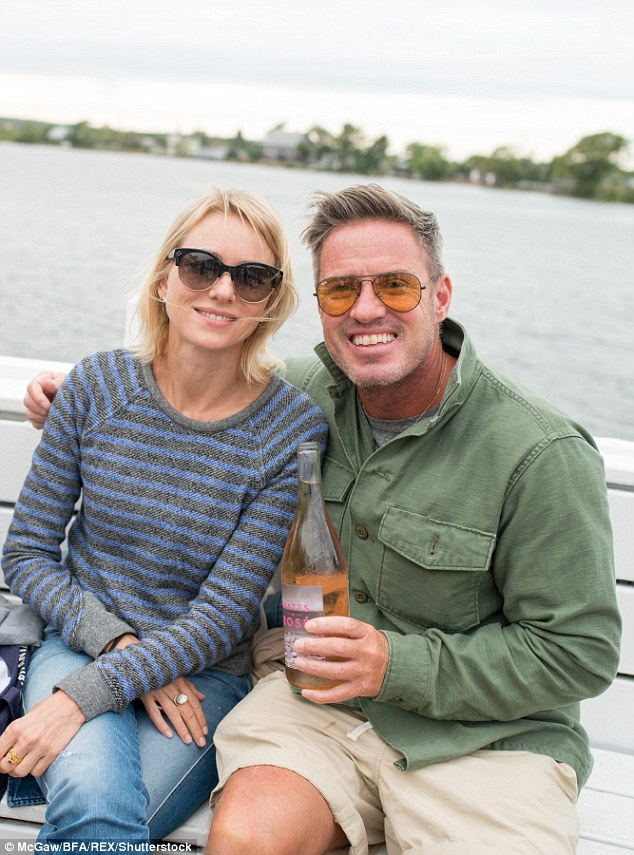 Familiy reunion! Naomi Watts,47, played the role of a doting sister on Monday as she spent quality time with her brother Ben at the second annual Ben Watts Aussie BBQ event in Montauk, New York on Monday