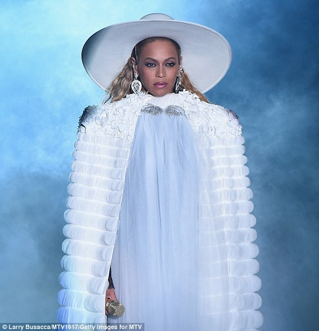 On the mend! Beyoncé Knowles postponed her Formation World Tour stop scheduled for this Wednesday in New Jersey to October 7 due to doctor's 'strict orders for vocal rest' (pictured August 28)
