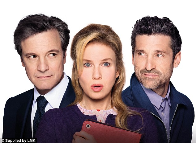 Whose the daddy? In the third installment,Bridget is pregnant and she's unsure whether the father of the child is the faithful Mark Darcy or new fling Jack Qwant