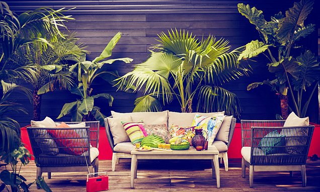 Dreading the end of summer? Keep the sunshine spirit going with these tips for your home