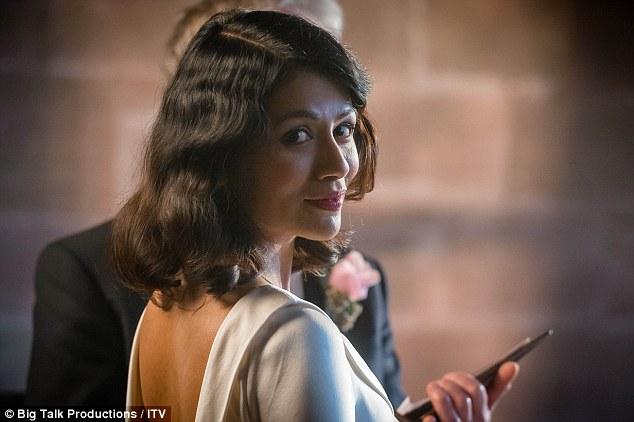 Adam's new bride Angela (Karen David)didn't go down too well with fans of the long-running show